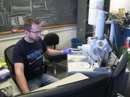 Hitachi Scanning Electron Microscope