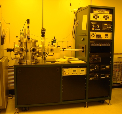 The RF/DC Sputtering System