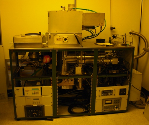 Oxford Plasma Lab 100 ICP Reactive Ion Etch System