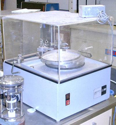 Logitech PM2 Lapping Machine