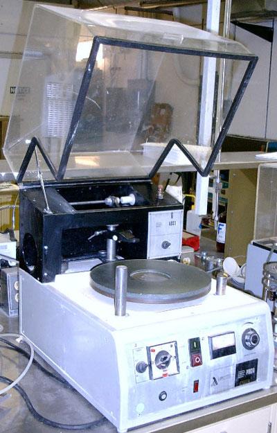 Logitech PM2A Lapping Machine