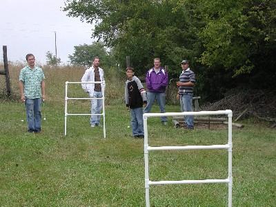 Ladderball became a SMARTober Fest favorite.