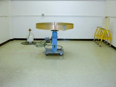 The panoramic irradiator.